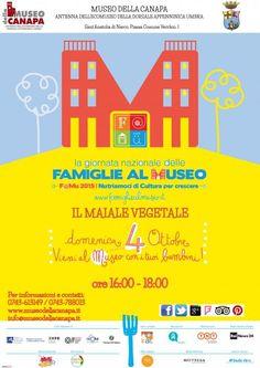 Giornata delle Famiglie al Museo, anche in Valnerina al Museo della canapa