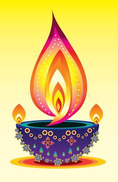 Illustration about Diwali candle light graphic illustration. Illustration of kolam, culture, asia - 41404914 Diwali Candles, Diwali Lamps, Diwali Lights, Pink Roses Background, Love Background Images, Poster Background Design, Diwali Pics, Happy Diwali Pictures, Diwali Drawing