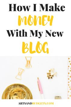 Are you looking for ways to make extra money with your blog?  I have only been blogging for a couple of months but since then I have started making extra income. In this post, I share 5 ways to start making passive money with your BLOG!