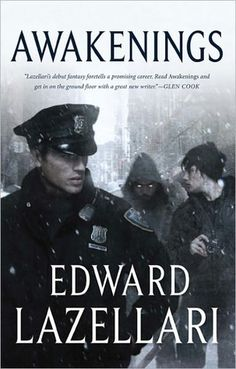 Book Chick City | Reviewing Urban Fantasy, Paranormal Romance & Horror | REVIEW: Awakenings by Edward Lazellari (click for review)