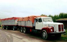 Scania 110. COMBINATIE