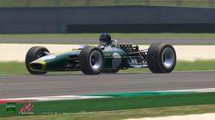 Lotus 49 @ Assetto Corsa