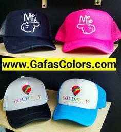 Gorra estampadas personalizadas para novios colombia. Wap Cel  313 427 8508  www.gafascolors.com 9d1cc6ebfd795