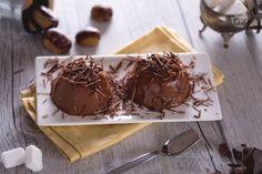 Un delizioso dessert al cucchiaio delicato e raffinato, che racchiude tutto il sapore d'autunno!