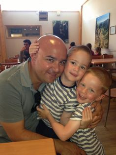 Me and my boys xx