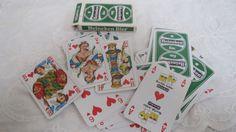 Vintage Heineken Beer advertisement Playing cards by karmolijntje