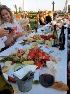 Lobster Boil, Senoma County, California