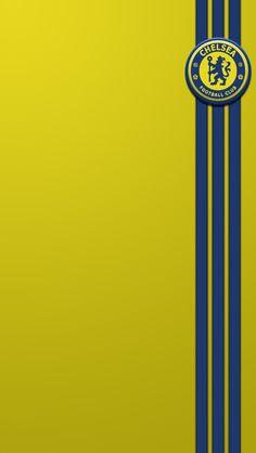 Football Wallpapers - Chelsea Football Club on Behance - Chelsea FC - Chelsea Wallpapers, Chelsea Fc Wallpaper, Android Wallpaper Blue, Lines Wallpaper, Wallpaper Ideas, Chelsea Football, Football Team, Messi, Premier League Logo