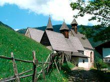 Dreikirchen, Südtirol