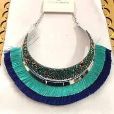 Four Necklaces Three Bracelets Straightforward Jewelry Lot
