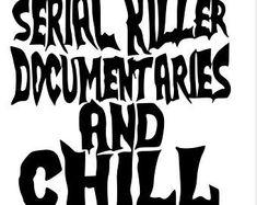 Horror movie svg | Etsy
