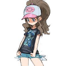Pokemon Mew, Pokemon Hilda, Kalos Pokemon, Touko Pokemon, Pikachu, Black Pokemon, Pokemon Comics, Pokemon Funny, Pokemon Fan Art