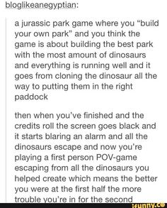 I WANT TO DO THIS SO BAd!!! I actually got an app like this fo Jurassic world but it doesn't have the dinosaurs attack at the end :(