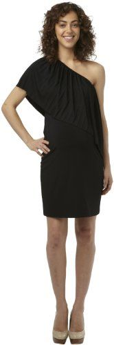 A Sophisticated Affordable Maternity Evening Dress You Must See!