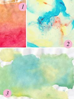 Free Watercolor Downloads, lots of free downloads and printables on this site!