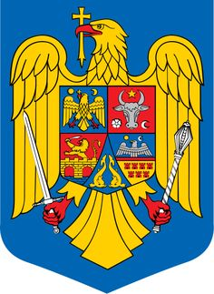 Information about Romania. Places to visit in Romania. How are romanian girls. Usefull information for travel to Romania. National Symbols, National Flag, Imperial Eagle, Family Crest, Crests, Coat Of Arms, Herb, Badge, Europe