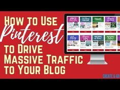 How to Drive Traffic to Your Blog with Pinterest   FastFaceLikes.com