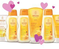 Macaroni Review ~ Weleda Calendula and White Mallow Baby Care Products | Macaroni Kid #ad #Mackid #MKBabyBrunch