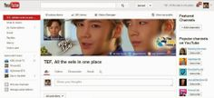 Posted by: The Eels Family Official Bulletin 1-30-14, [Announcement] TEF's (The Eels Family) New Youtube Channel TEF has a new YouTube channel!! Daebak!For any eels that want to follow our uploads, please subscribe to this newchannel. We hope to see you there! Zikzin criPlease Note: Our previous youtube channel is also still available here:http://www.youtube.com/user/theeelsfamily ,  cr:-thenatcat- , @theeelsfamily ,  Labels: channel, jang keun suk, JKS, TEF, youtube