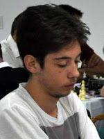 Galeria de Xadrez Borba Gato: Leonardo de Souza vence o Blitz-08