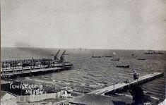 1930 lar #Mersin Demiryolu iskelesi sahil dolgu öncesi.... #mersin #mersinüniversitesi #mersinpozcu #mersinforum