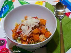 Kürbis-Bolognese für die Herbst – Zeit! Oder lieber gleich Lasagne?