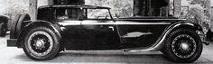 Bucciali TAV 8-32 V12 Fleche d'Or Berline Saoutchik 1932
