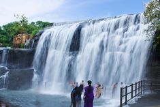 Thirparappu Waterfalls - Kanyakumari Tourist Places Tourist Places TOURIST PLACES : PHOTO / CONTENTS  FROM  IN.PINTEREST.COM #TRAVEL #EDUCRATSWEB