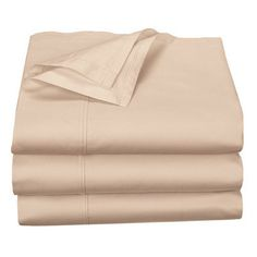 Legends® 600-Thread Count Oversized Duvet Cover in Beach Sand from The Company Store.  4 other colors available.
