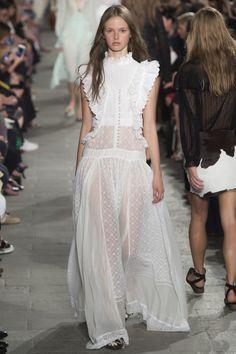 Philosophy di Lorenzo Serafini Spring 2016 Ready-to-Wear Fashion Show - Avery Blanchard
