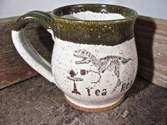 Mug - Tea Rex Mug - by Blaine Atwood -- item # 382