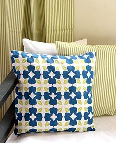 Blue Alcove Floral Cushion Cover - Blue and Green (SGCC-42) Blue Alcove http://www.amazon.in/dp/B00MIWRRB8/ref=cm_sw_r_pi_dp_2awUub0EY4YHW
