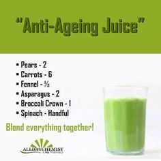 #Health #AntiAgeing #Juice #Recipe Look young and beautiful with this simple anti-ageing juice. Hit like if you're gonna try this juice at home.