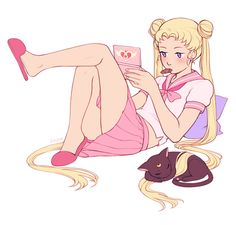 eunnieboo:  usagi for a commissions post i'm making! she's...
