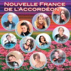 Nouvelle France de l'accordéon - compil sur CDMC.fr