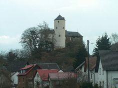 Die Nürburg am Nürburgring