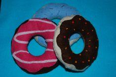 felt donuts