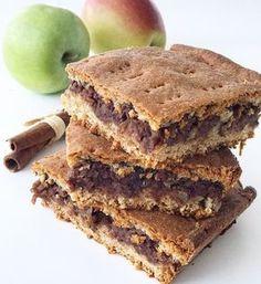 Rýchly FITNESS jablkovo - orechový koláč. - jedztedoschudnutia.sk