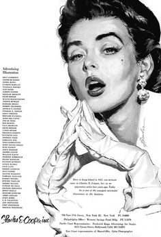 vintage fashion magazine article theme- would allow all the all the text and necessary info; while staying vintage and using Blanc et noir illustration