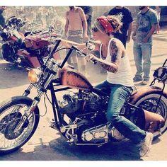 Real Biker Women ofoss1 (1)