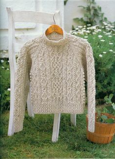 Vintage Knitting in Tradition - №6482 - 2016