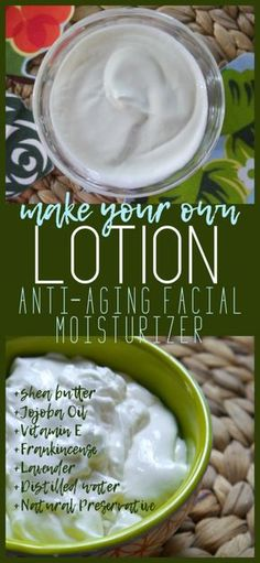 DIY Dry Skin Moisturizer