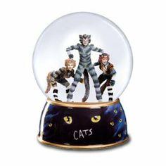 globe music boxes | Shop > Shows > Cats Munkustrap Water Globe