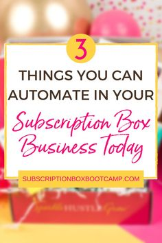 In this episode, we're going to hear Amy Lockrin, the Director of Operations for Sparkle Hustle Grow and Subscription Box Bootcamp. Start a sub box, How to start a subscription box, Start a…