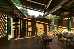a.gor.a architects · Kwel Ka Baung Migrant Learning Center · Divisare