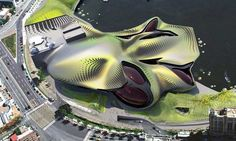 Pop Music Center | Emergent Architecture