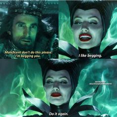 Maleficent Funny, Maleficent Quotes, Disney Maleficent, Savage Quotes, Writing Characters, Funny Times, Badass Quotes, Angelina Jolie, Disney Love