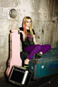 avril lavigne clothes | Avril Lavigne Models for Teen Clothing