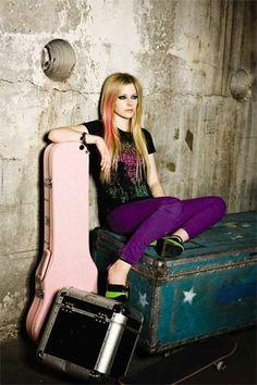 avril lavigne clothes | Avril Lavigne Models for Teen Clothing