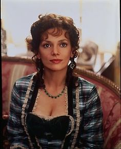 Joanne Whalley as Scarlett O'Hara